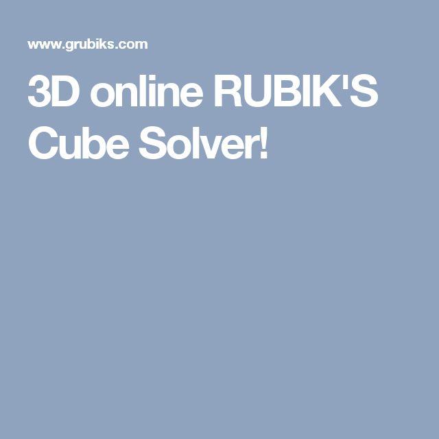 online cube