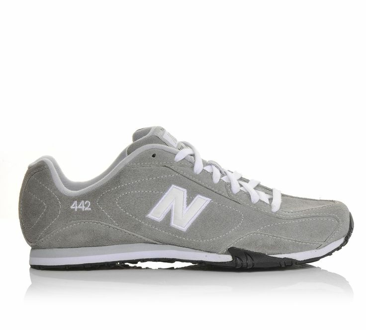 Women's New Balance CW442G Grey/White | Shoe Carnival