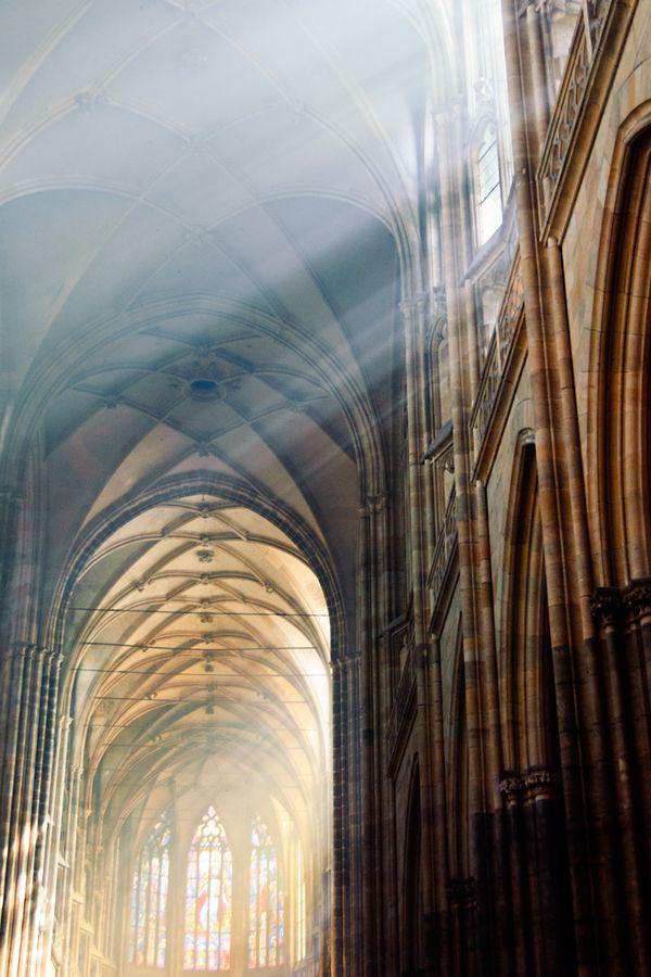 Prague, St. Vitus Cathedral, Czech Republic