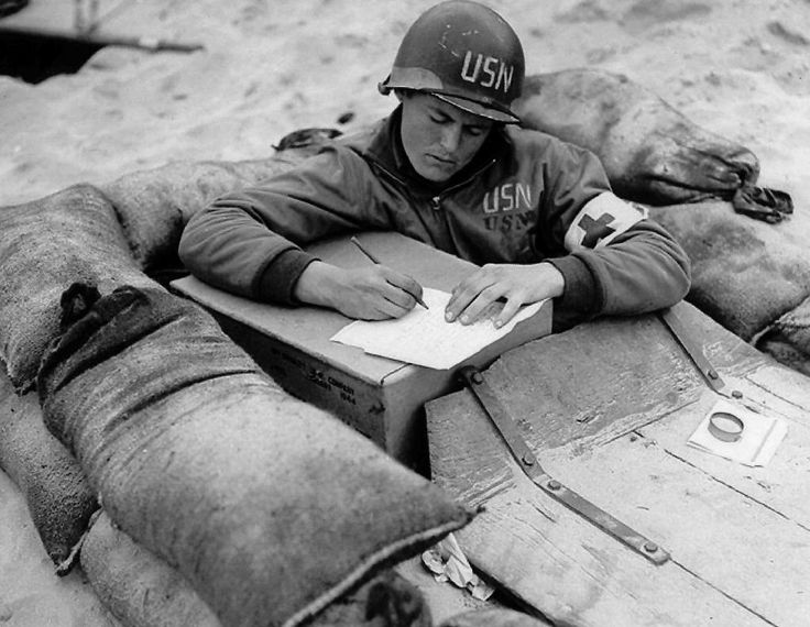 original d-day letter for sale