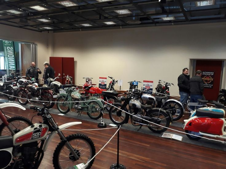 Mt Gambier Motorcycle show