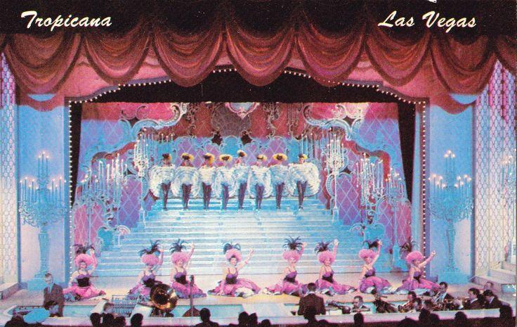 Tropicana Hotel Las Vegas NV Folies Bergere