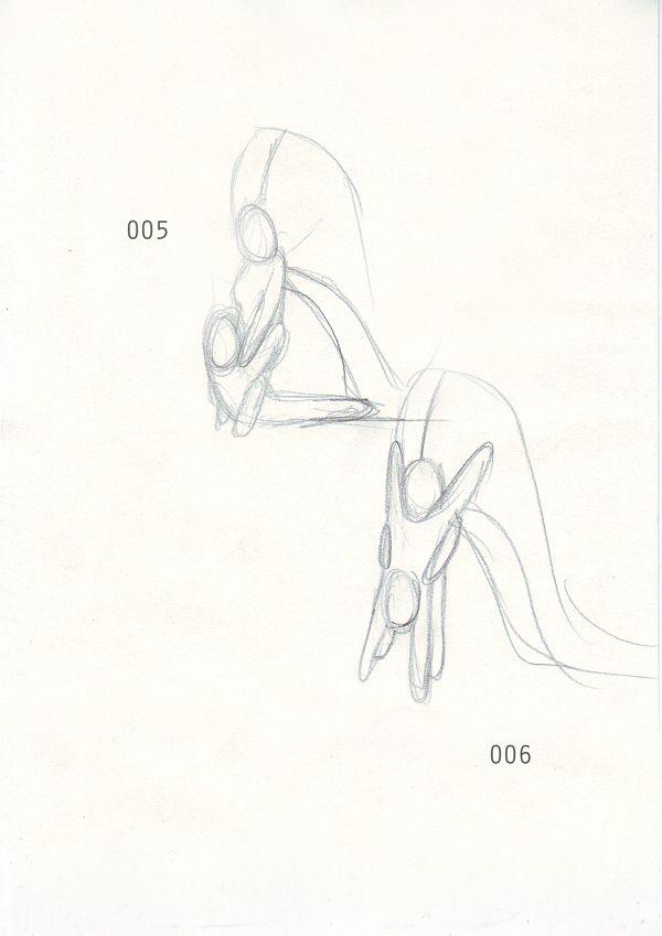 "SEX HEELS ON ""ULTRABODY"" shoes concept by Angela Belardo, via Behance"