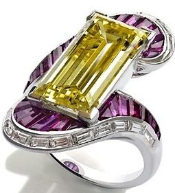 Stunning Jeweled Ring by Fochtmann
