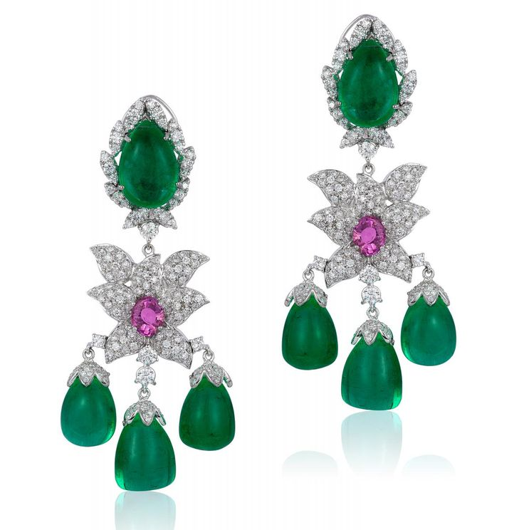 1369 best earrings images on Pinterest | Jewels, Beautiful and Board