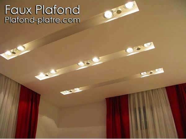 50 best faux plafond images on Pinterest Conception, Blankets and - placo plafond salle de bain