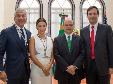La Embassy de Mexico