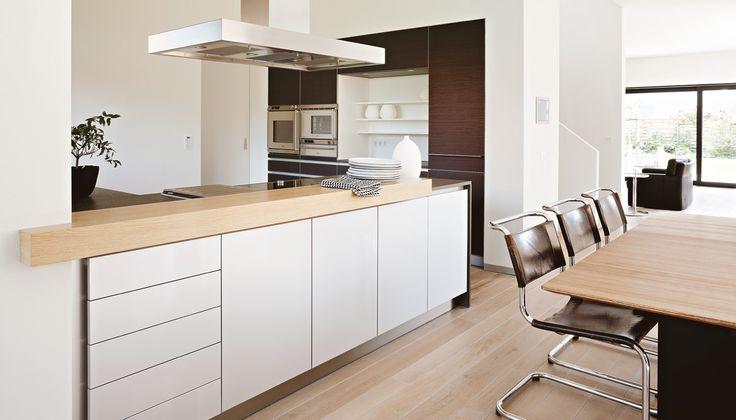 Vila Hamburg II | realizácie kuchyne Eggersmann