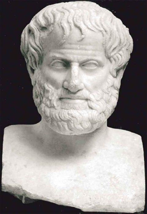 Frases e pensamentos de Aristóteles. Aristóteles (384 a.C. - 322 a.C.) foi um influente filósofo grego, discípulo de Platão. Dedicou sua vida ao desenvolvimento de conceitos fundamentais de ética, lógica, política, e outros, que são usados até hoje.