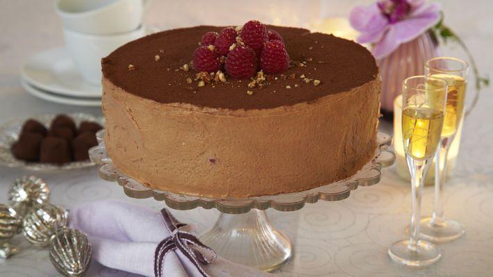 MatPrat - Sjokoladeisparfait