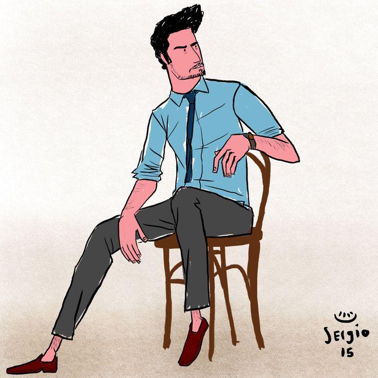 #manstyle #style #illustration