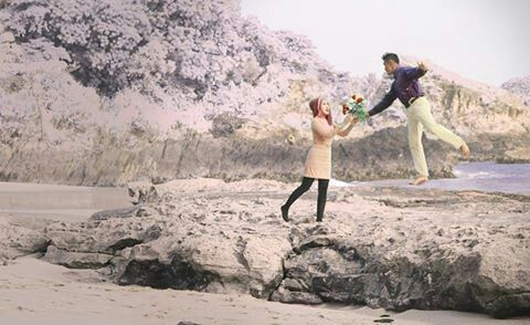 Love make me fly #Prewedding  By : ifystudio  Prewedding teaser dina & ripal