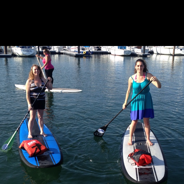 : Stands, Paddles Adventure