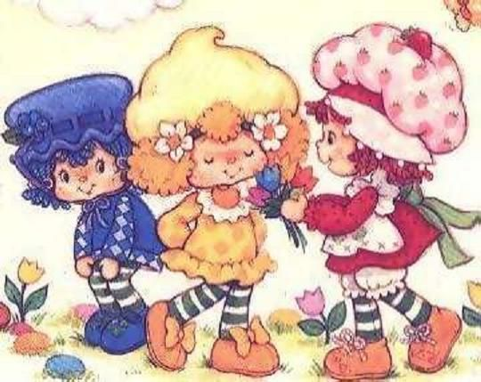 Mmm… What's that yummy smell? Blueberries? Apples? Strawberries? Why yes, yes it is. It's Strawberry Shortcake and all her friends in Strawberryland. Little girls all wanted to spend their time playing with their wonderful smelling dolls!
