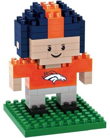 be90789717b NFL FOCO BRXLZ Mini Player Figure #BRXLZ#FOCO#NFL. Find this Pin and more  on Toys Store Near Me ...