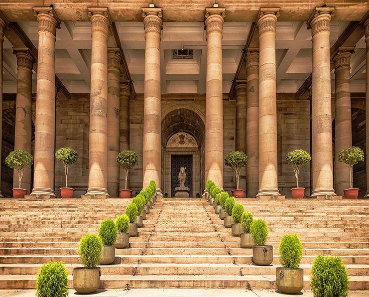 Rashtrapati Bhavan, New Delhi Naina.co photography