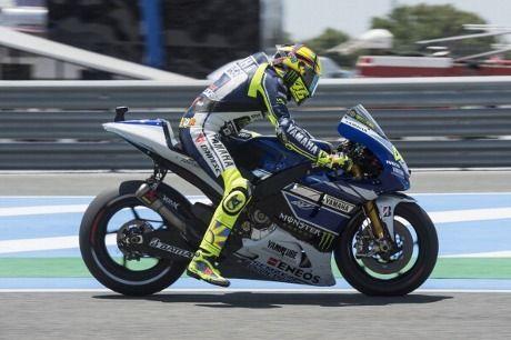 Valentino Rossi YZR-M1