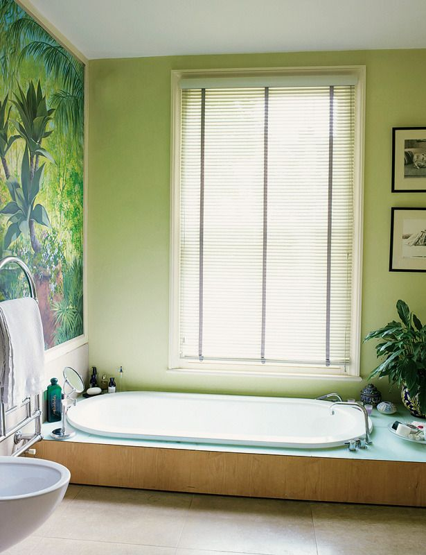 187 best tropical bathrooms images on pinterest bathroom for Small tropical bathroom design