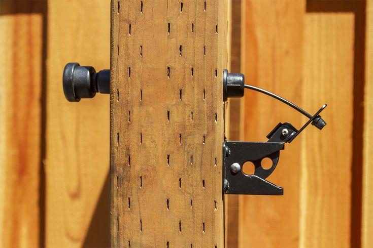 Pin by Jennifer Dorn on B Fence Gates Gate latch, Garden