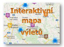 Mapa výletů
