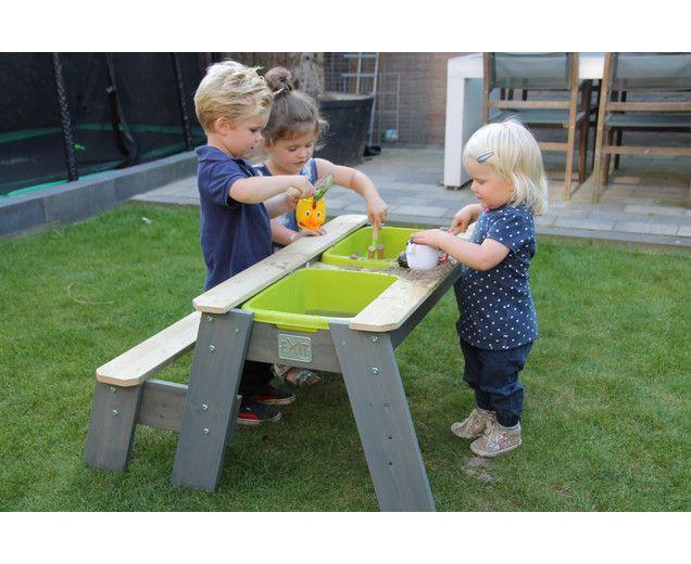 Wasser- und Sandtisch #betzoldkiga #kita #kiga #kindergarten #outdoor #wassertisch #sandtisch #sandkasten #wasser #sand
