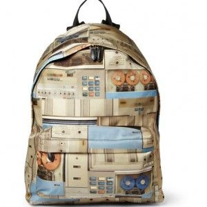 Givenchy – Spring 2014 Tech-Print Backpack- http://getmybuzzup.com/wp-content/uploads/2014/03/269966-thumb.jpg- http://getmybuzzup.com/givenchy-spring-2014-tech-print-backpack/- By Renz Ofiaza Aside from satisfying your wardrobe, Givenchy presents this new backpack to suit your traveling needs in a stylish manner. Consisting of a classic design, the backpack incorporates a multicolored tech-printed finish throughout its entirety, while featuring a luxurious top handle,...-