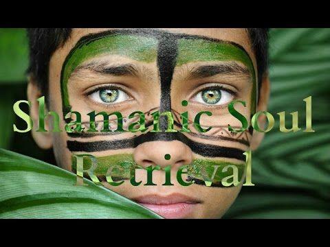Shamanic Soul Retrieval - Cathy Bilsky and Bernard Alvarez