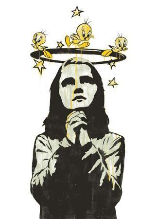Dolk - Praying Girl - SOLGT