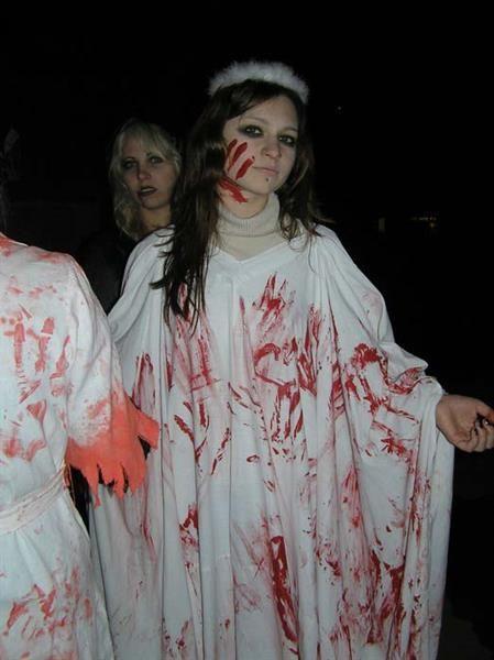 Костюм на хэллоуин фотографии