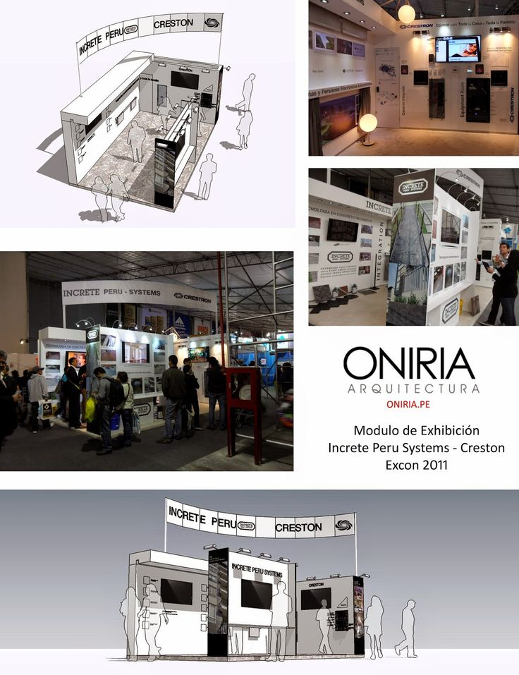 Oniria: Diseño y Construcción de Módulos y Stands