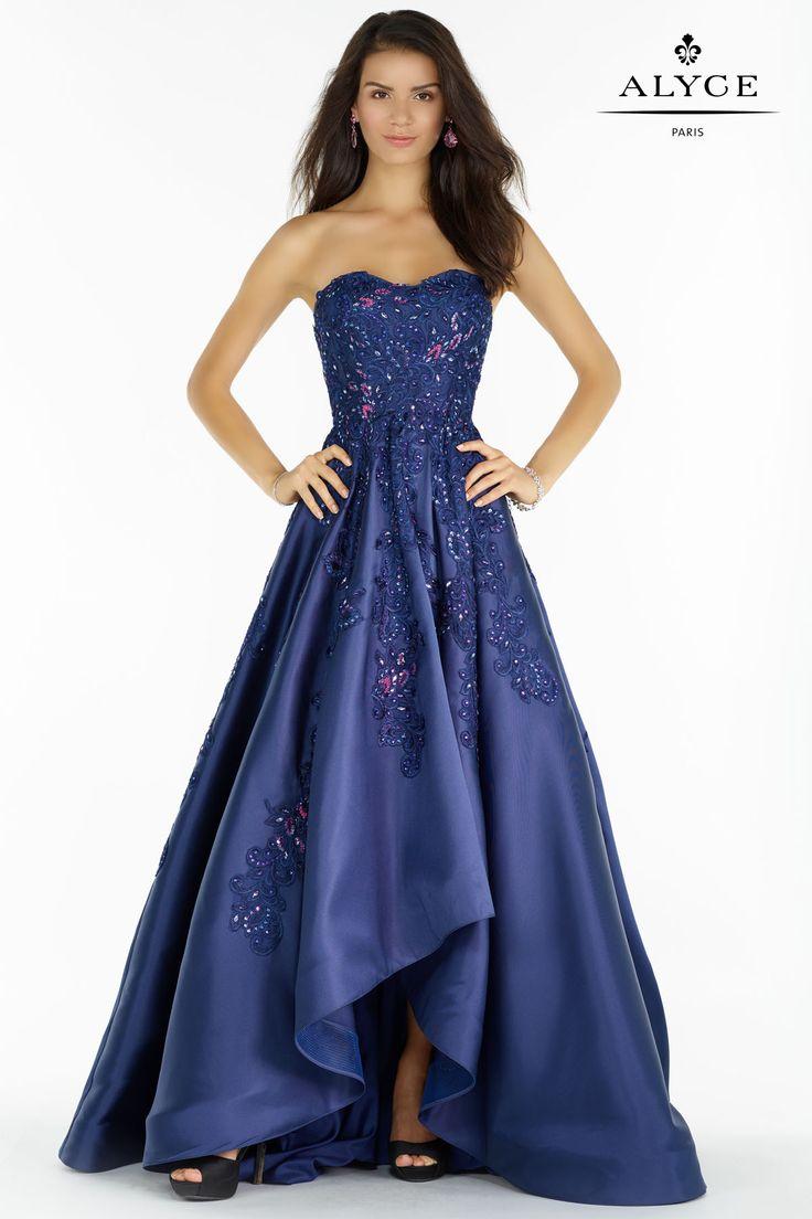 1268 best Alyce Paris Prom Dresses images on Pinterest | Paris ...