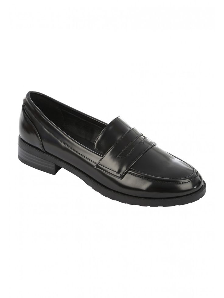 Women's Cleat Sole Penny Loafers | Peacocks