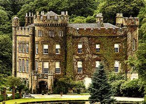 Cloncaird Castle - Castle in Scotland