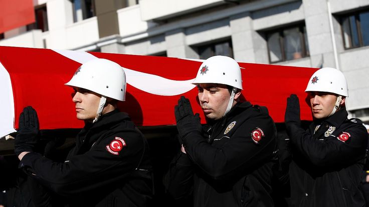 """""""Früher oder später rächen wir uns"""": Türkei kündigt Vergeltung gegen Kurden an"""