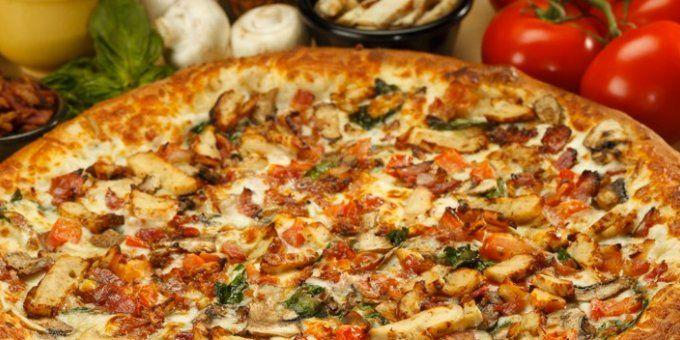 50 States, 50 Pizzas - Zagat