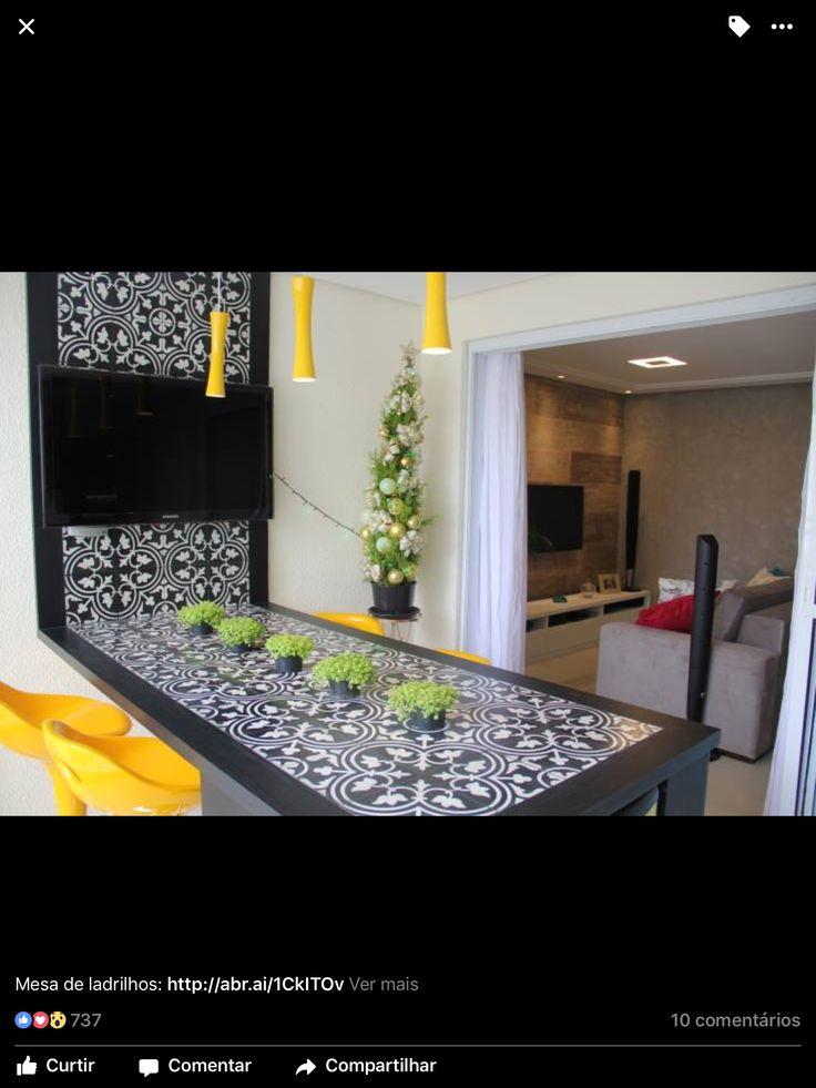 cozinha planejada em formato de u