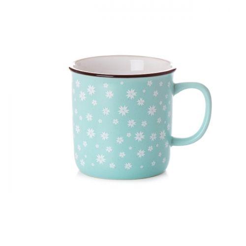 Paper Stars Rustic Mug