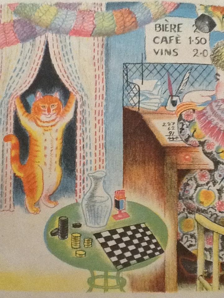 Orlando the marmalade cat - Kathleen Hale