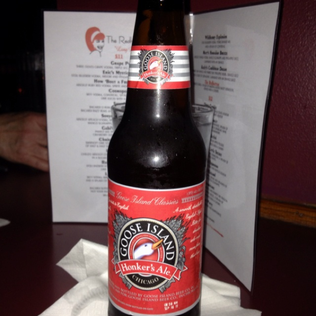 Goose Island Honker's Ale - Redhead Piano Bar, Chicago, IL
