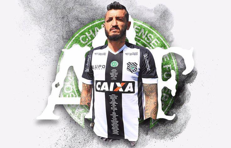 Figueirense homenageará mortos em Medellín em sua camisa