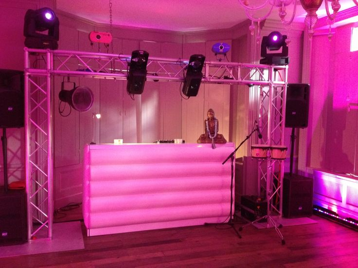 36 Best Images About Dj Booth On Pinterest