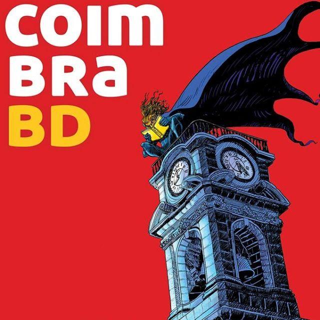Terceira edição da 'Coimbra BD - Mostra Internacional de Banda Desenhada' em Março de 2018... ver mais em www.bdcomics.pt #bdcomics #bdcomicspt #bandadesenhada