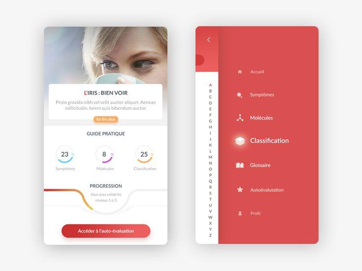 Medicine app' by Artichow - Dribbble