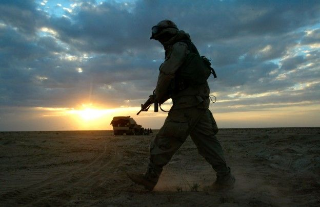 Iraq War Reflections | Here & Now