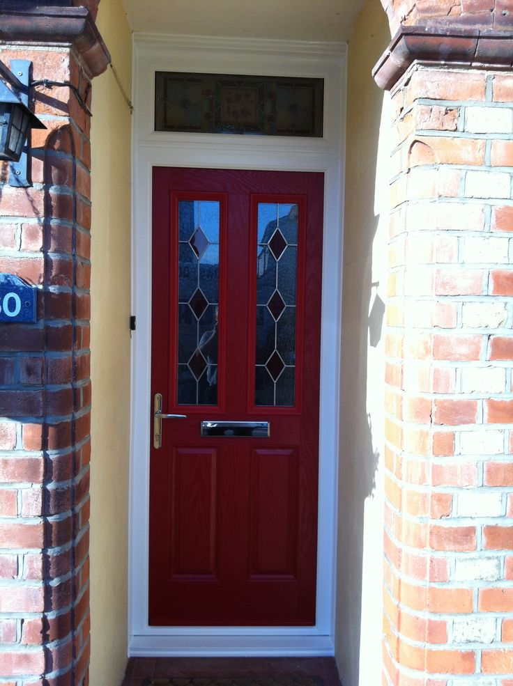 8 best Composite Front Doors images on Pinterest | Blue green ...