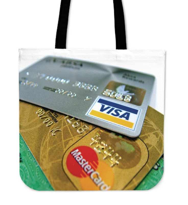 Sac à main Fourre-tout Cartes de crédit