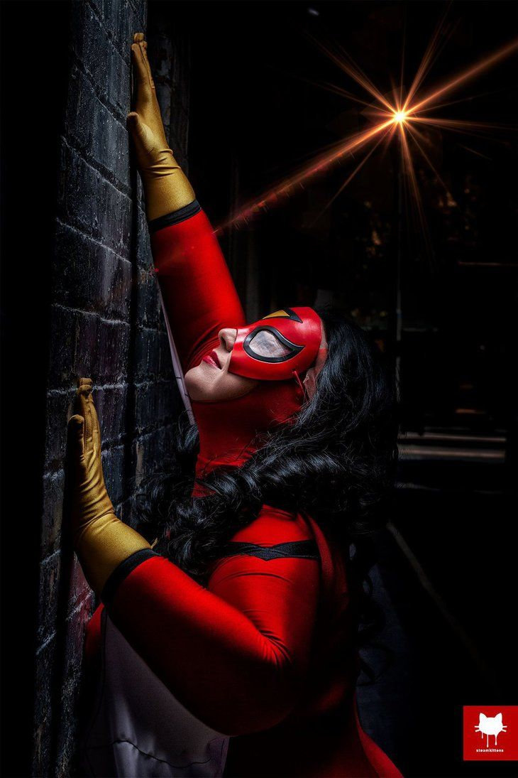 2015 Free Comic Book Day - Spider Woman by gurihere