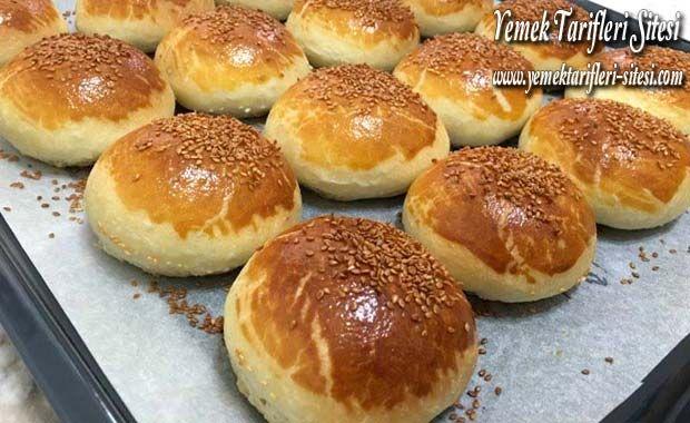 Sıvı Kremalı Peynirli Poğaça Tarifi | Yemek Tarifleri Sitesi - Oktay Usta - Harika ve Nefis Yemek Tarifleri