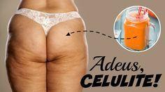 Vitaminado anticelulite da nutricionista da Paolla Oliveira para ARRASAR no biquíni - Bolsa de Mulher