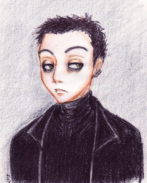 He by GRKaterina.deviantart.com on @DeviantArt